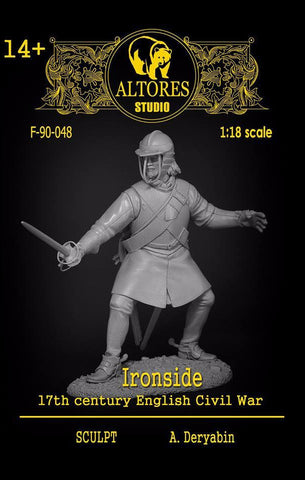 Ironside, 17th Cent, English Civil War
