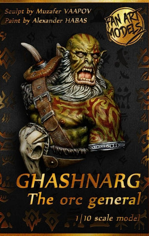 GHASHNARG The orc general