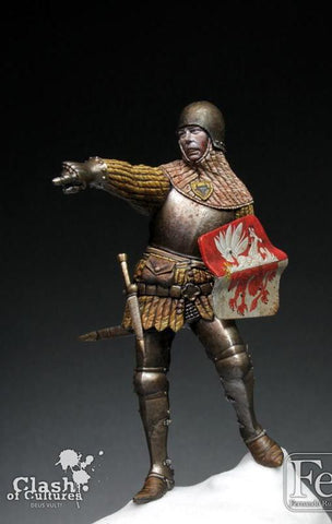 Polish Knight Grunwald, 1410