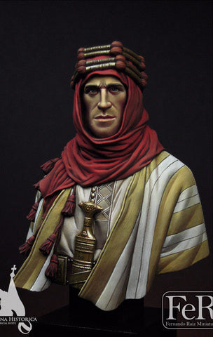 Lawrence of Arabia, Aqaba, 1917