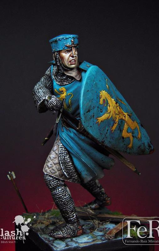 French Knight, Albigensian Crusade, 1209