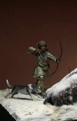 Hunter and Prey (winter version)