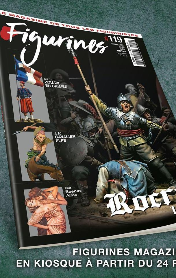 Figurines - Issue 119