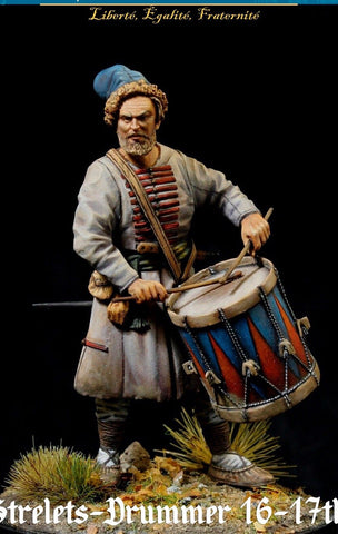 Strelets - Drummer, 16-17 cent