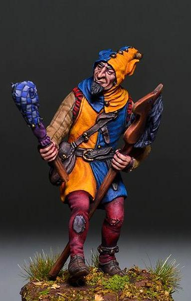 Medieval Jester II
