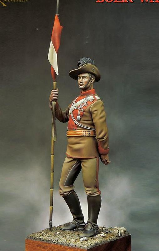 NSW Lancer, Boer War - 75mm