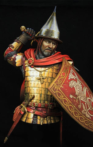 The Highborn Russian Warrior, Second Half of the 14th Century