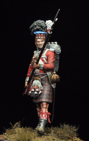Sargeant 79th Cameron Highlanders, Napoleonic Wars