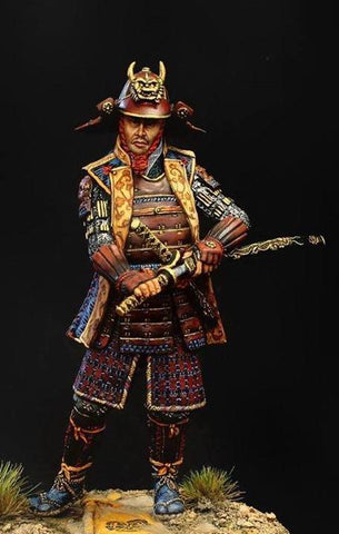 Samurai, 16th century