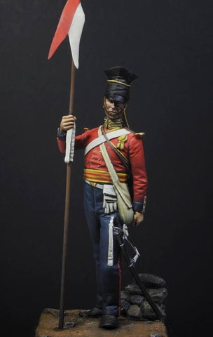 """A Peninsular Affair"" Bal Lancer, Carlist War"