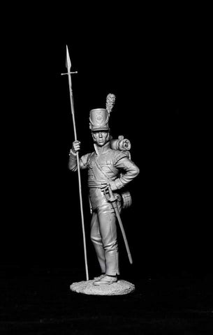Coldstream Guard Colour Sergeant, 1815