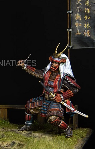 Takeda Shingen, Battle of Kawanakajima