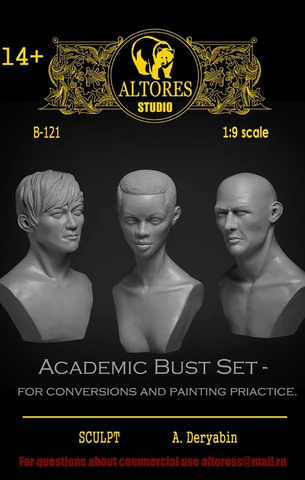 Academic Bust Set