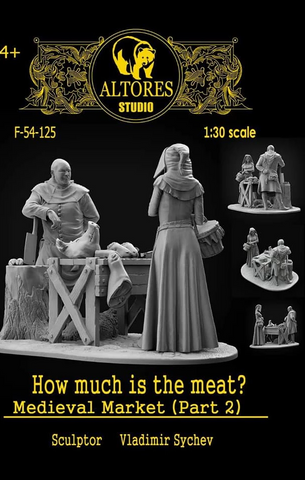 How Much is the Meat? (Medieval Market Part II)