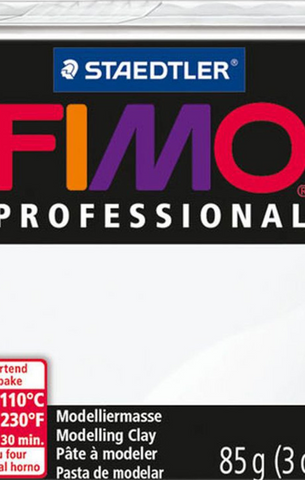 FIMO Professional White 85gr