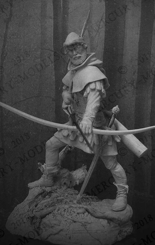 Robin Hood from Sherwood Forest