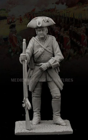 English Army, 58th Infantry Regiment, 1758-1760