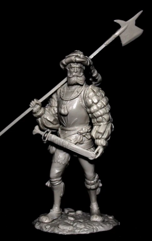 Landsknecht 15th century
