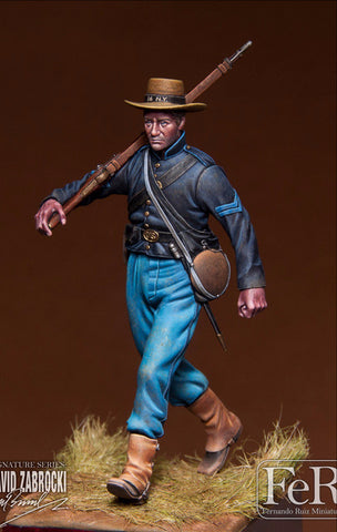 Corporal, 16th New York Infantry, 1862