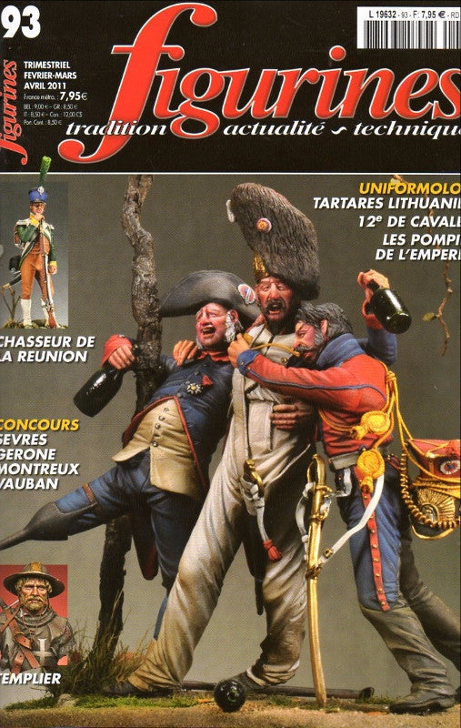 Figurines - Issue 93
