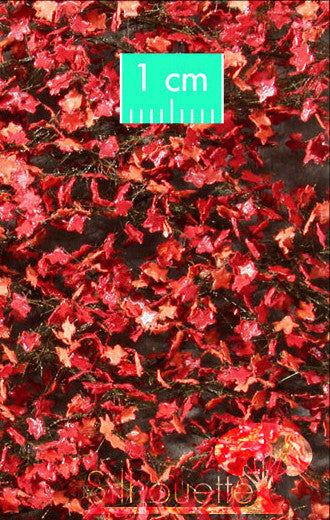 Maple Foliage - Late Fall Red