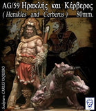 Herakles and Cerberus