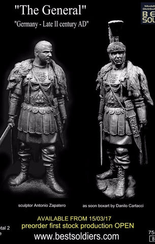 The General - Germany, 2nd Cent AD