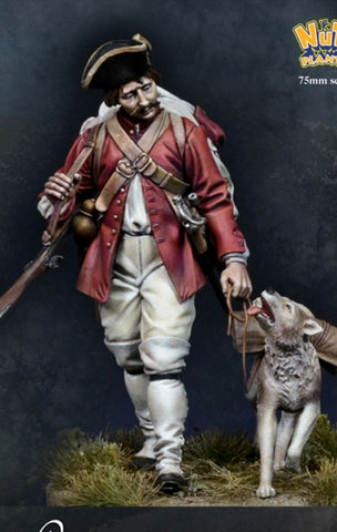 Comrade in Arms, French Troops in Canada, 1760