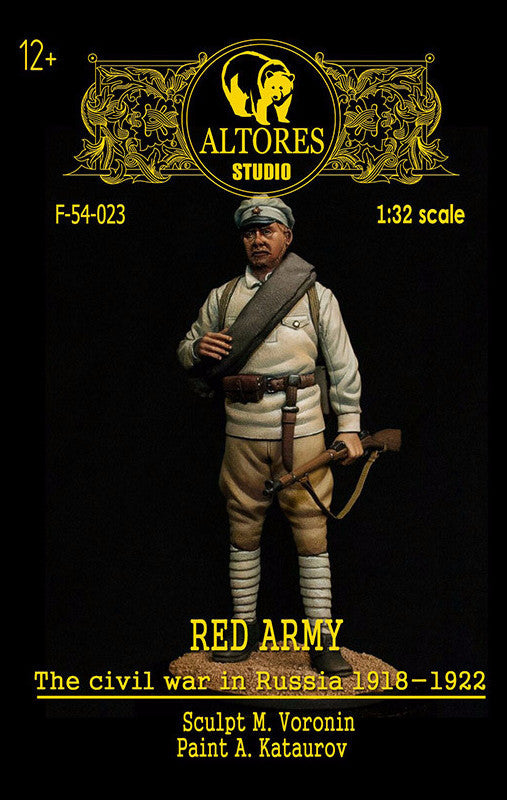 Red Army, Russia civil war, 1918-1922