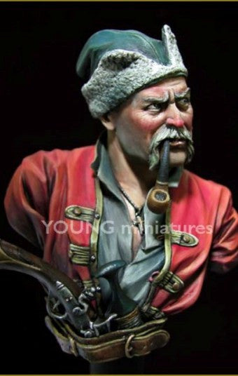 Zaporozhian Cossack, 1676 - Young Miniatures
