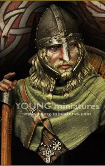 Viking Warrior, 950AD - Young Miniatures