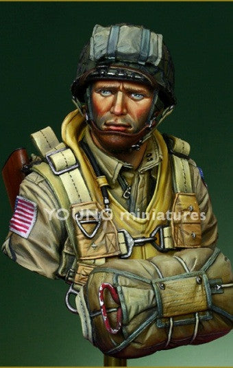 US Paratroopers 82nd Airborne Normandy 1944