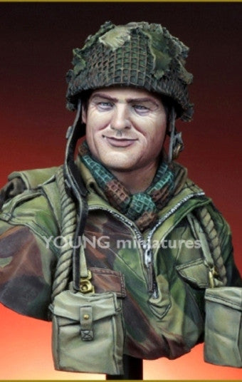 British Paratrooper, NW Europe WWII