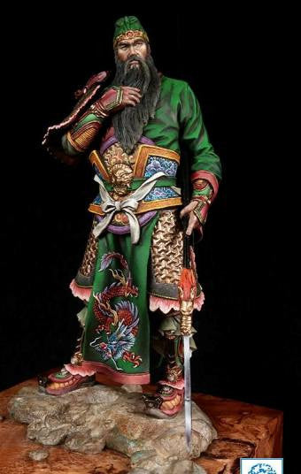 Guan Yu, Chinese General, c. 210 AD
