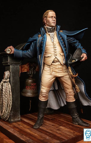 Royal Navy Captain, 1805