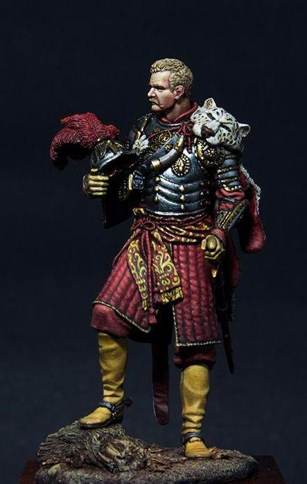 Polish Nobleman of the Winged Hussars