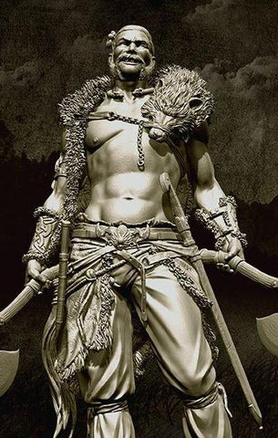 Germanic Warrior 1st Century A.D