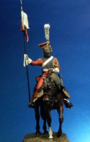 ''2nd Regiment Light Cavalry'' Lancer of the Imperial Guard, 1811-1815