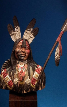 Crow Warrior, 19th Cent.