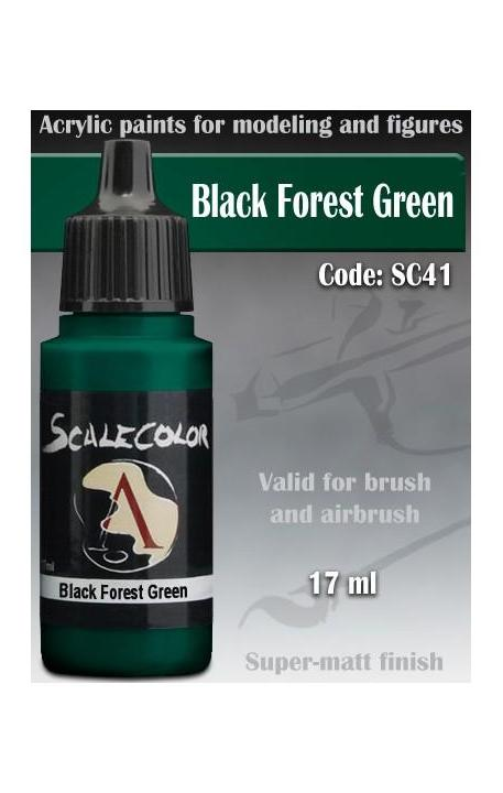 Black Forest Green