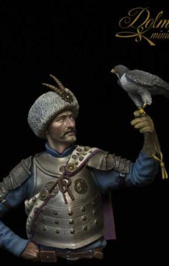 """The Falconer"" Polish Winged Hussar"