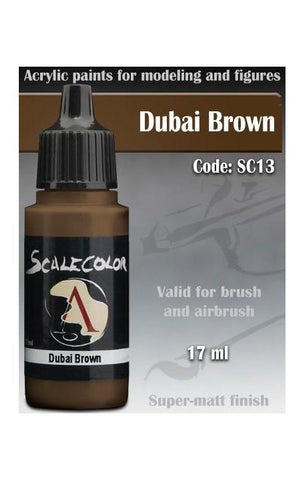 Dubai Brown