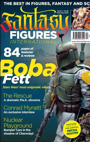 Fantasy Figures International - Issue 4