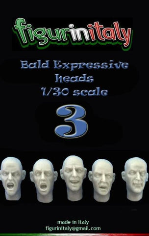 Conversion Head Set No 3