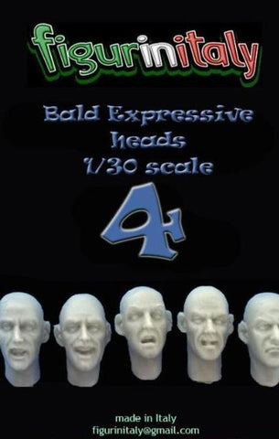 Conversion Head Set No 4