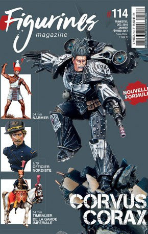 Figurines - Issue 114