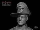 """The Sergeant"" NSW Lancer, Boer War"