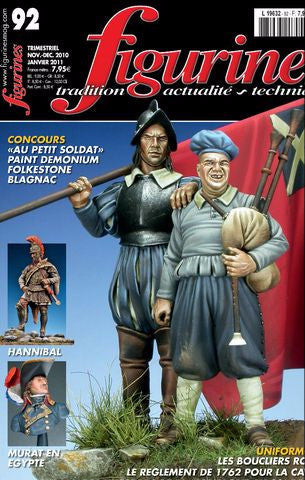 Figurines - Issue 92