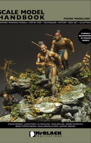 Scale Model Handbook - Figure Modelling 14