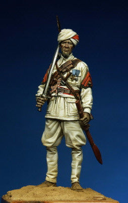 Bulukbashi in Parade Uniform